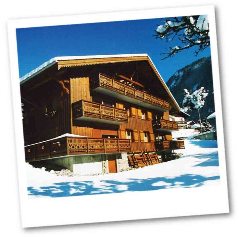 le chalet - location - Morzine
